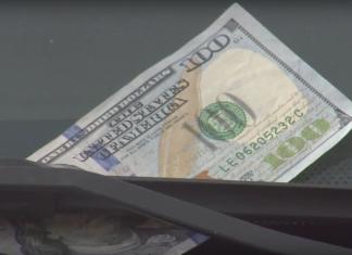 $100 Dollar Bill Car Jacking Scam
