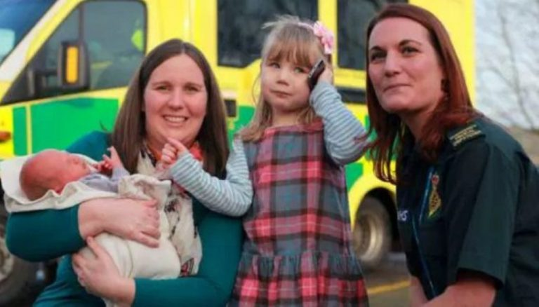 Quick-Thinking 3 Year-Old Saves Pregnant Mom's Life In The Most Incredible Way!