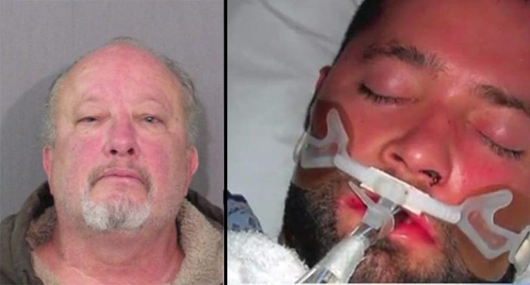 Dad Storms Hospital – Holds Doctors Hostage At Gunpoint; Saves Braindead Son's Life