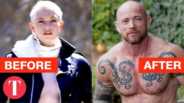 You Won't Believe These Hot Guys Were Actually Born Female