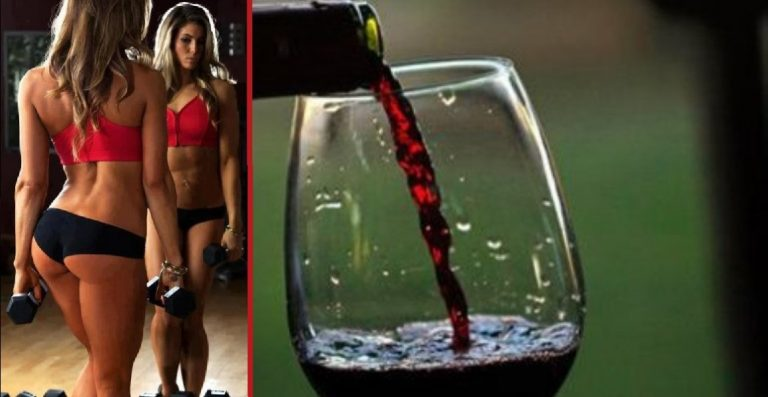 New Research Says A Glass Of Wine Is Equal To One Hour At The Gym!
