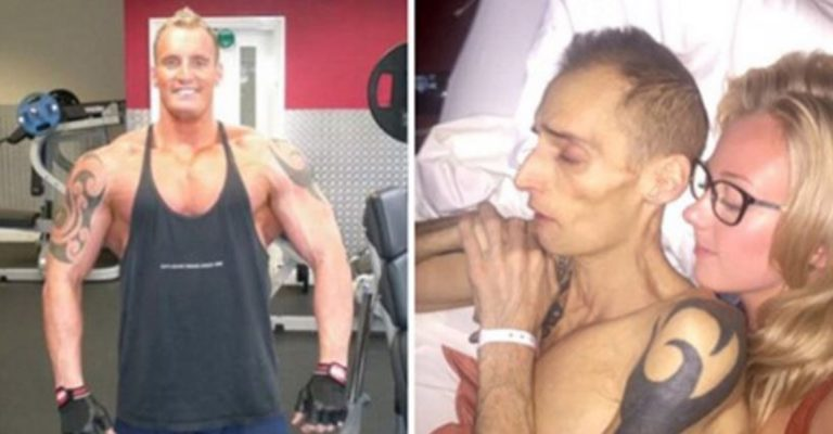 Bodybuilder Who Lived On 10,000 Calories A Day Dies After Years Of Steroid Abuse