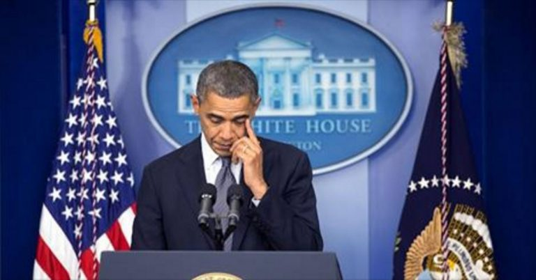 What President Obama Did For The Families Of The Sandy Hook Massacre Will Melt Your Heart
