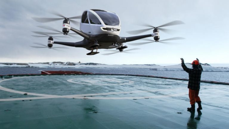 It's The Future… The Flying Car Is FINALLY Here!