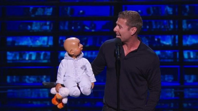 This Ventriloquist's Act is Brilliant But Just Wait 'til You See How One Judge Reacts!