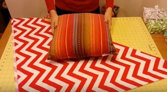 Fabric Wrapping
