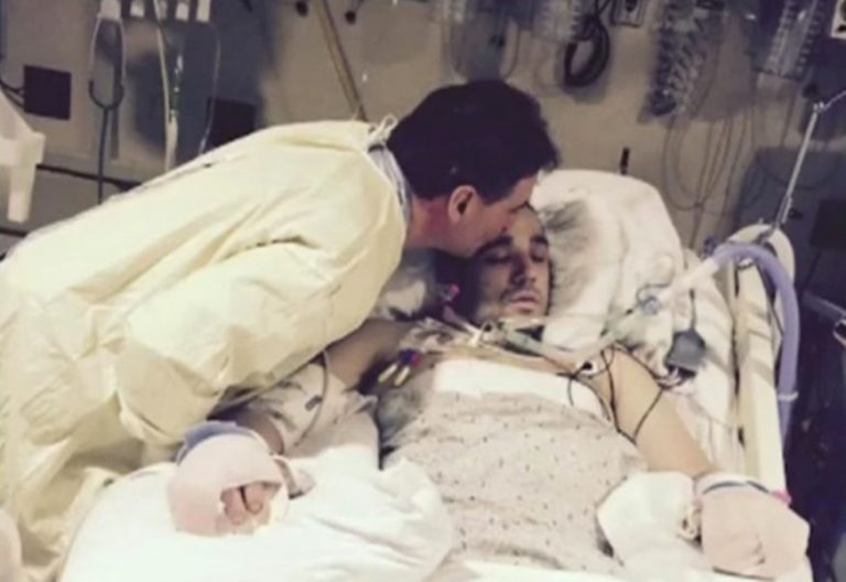 Dad Says Goodbye After A Storm Kills His Son… But The Story Isn't Finished!