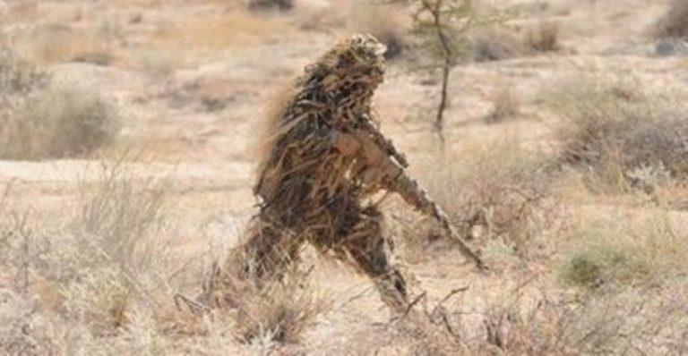 Jihadis Scramble In Panic As Infamous 'Ghost Sniper' Terrorizes ISIS And Body Count Rises