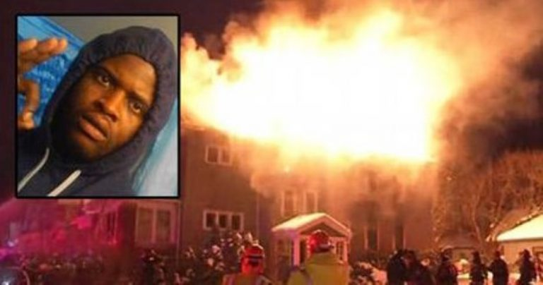 Brave Dad Dies Saving His Child From A House Fire