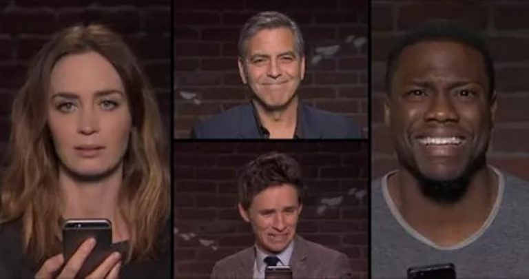 The 'Mean Tweet' Actors Edition Is Easily The Funniest One Yet!