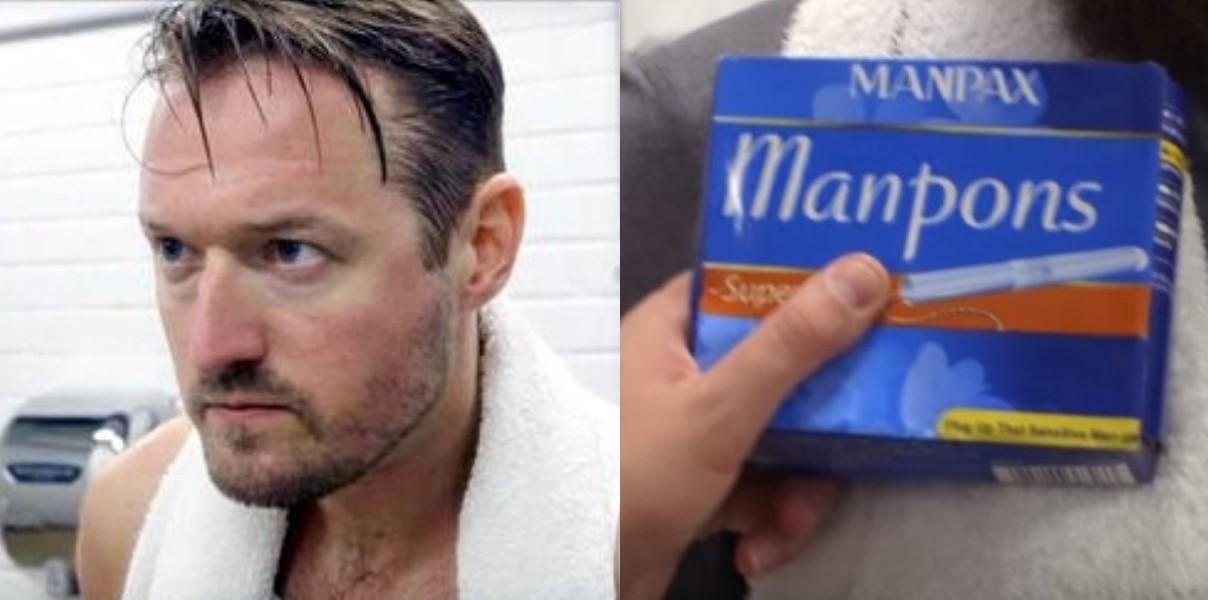 Manpons