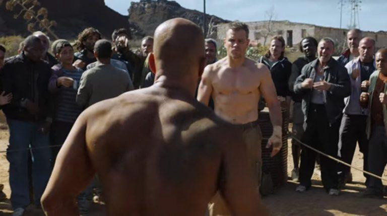 Matt Damon's In AMAZING Shape In The New Bourne Trailer…