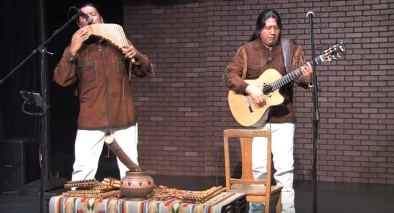 INCREDIBLE Native American Cover Of Unchained Melody Will Blow You Away!