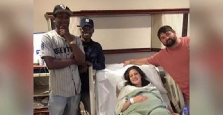 Two Guys Get a Wrong Number Text About A Baby's Birth… Then Do Something AMAZING!