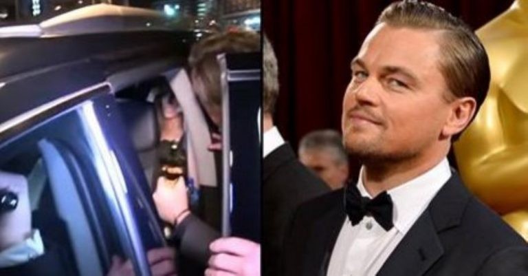 DiCaprio Got So Wasted After The Oscars He Left His Oscar At A Bar!