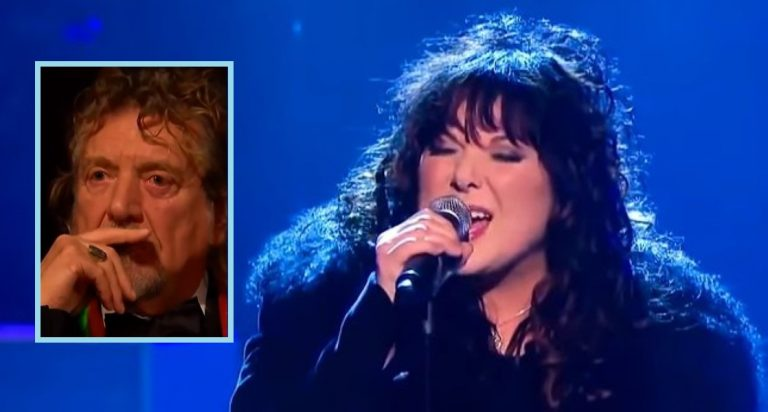 He Wrote This Song 45 Years Ago. Now? He Weeps When He Hears This Woman Sing It…