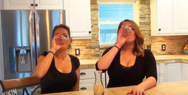 These Two Ladies Drink Wine With Helium In… The Result? Utterly Hilarious!