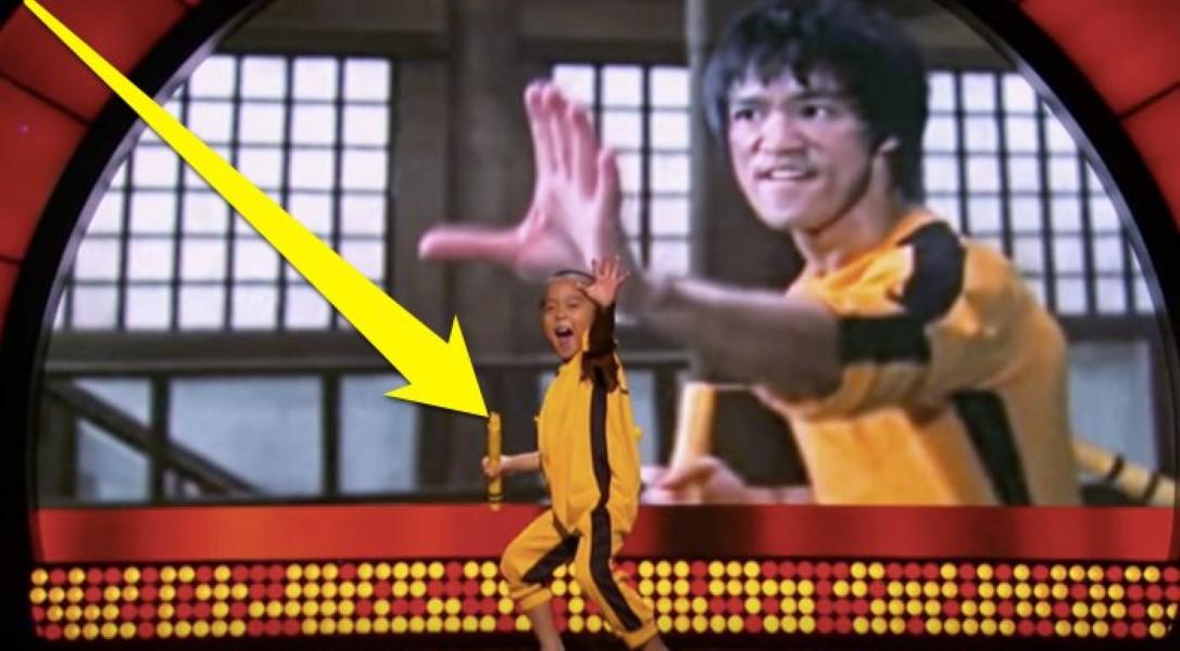 Baby Bruce Lee