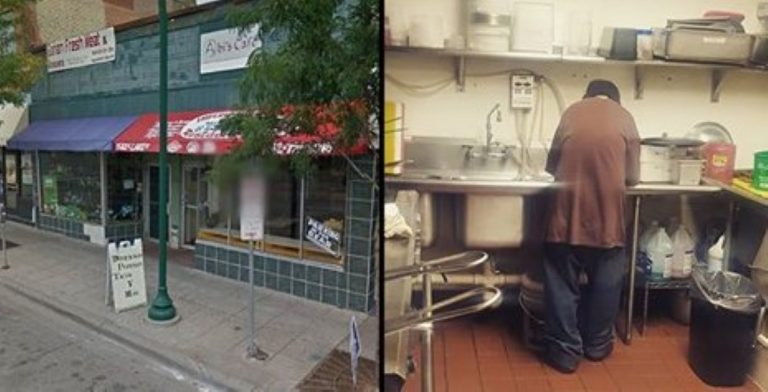 Homeless Man Begs For Change In A Cafeteria; The Owners Go One Better And Do THIS!