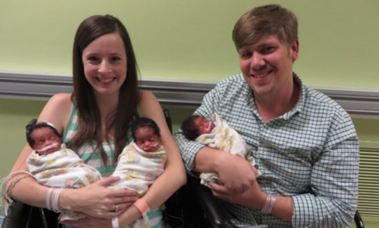 When She Gave Birth To Black Triplets They Were Shocked – But For An Unexpected Reason!