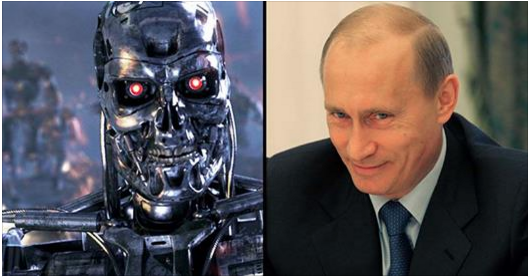 Russia In Process Of Developing 'Iron Man' Robot Soldier To Compete Superpowers