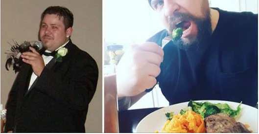Guy Gets Told He's 'Too Fat To Love' By Ex-Wife, Loses 100lbs And Becomes Internet Heart-Throb