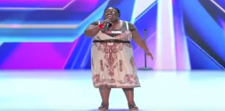 They Smirk When She Walks On Stage – But When She Starts Singing? Simon Is SPEECHLESS!