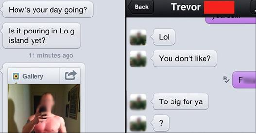 Woman Receives Unsolicited Pic, What She Does With It Teaches The Guy A Well-Deserved Lesson