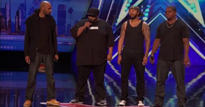 These Tough Guys Walk Onto The Stage At 'America's Got Talent.' What They Did Next? Wow