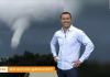 Weatherman water spout