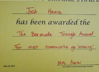 funny teachers thumb