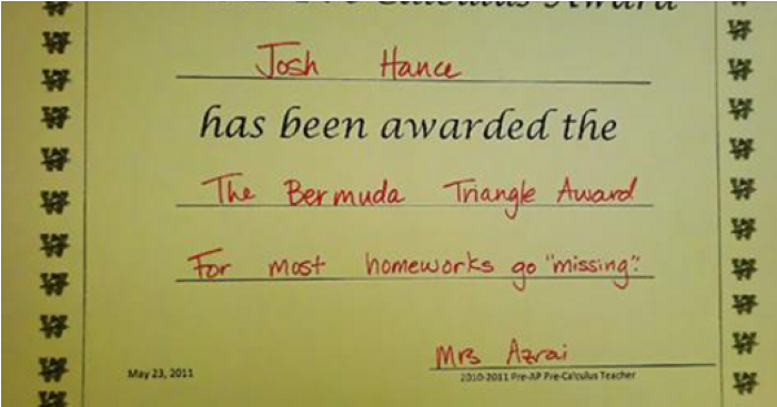 These 15 Teachers Have The Funniest Ways Of Dealing With Their Students