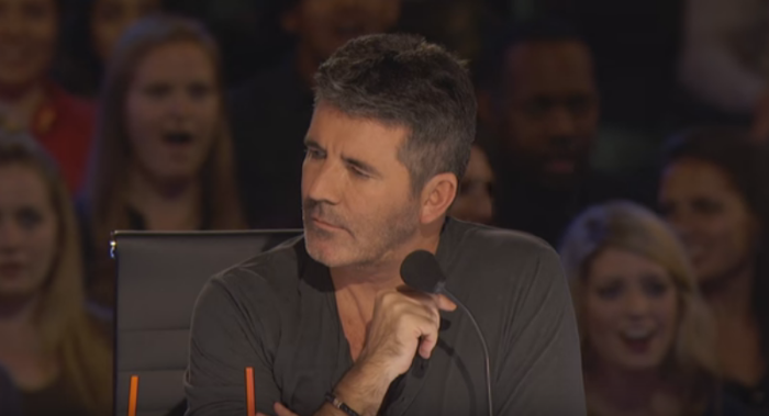 Simon Cowell Freezes in Shock when He Sees who is Singing on Stage. Amazing!