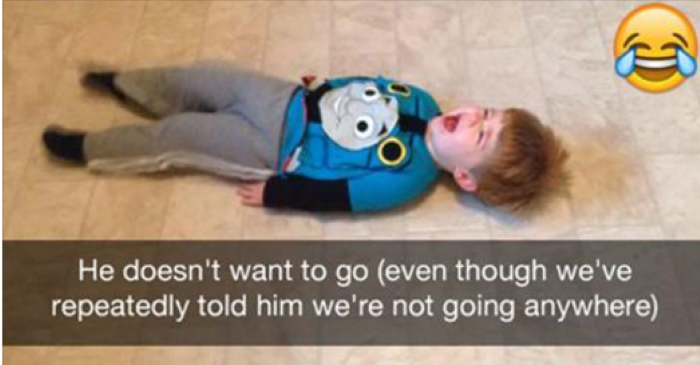 20 Ridiculous Things That Totally Ruined A Kid's Day