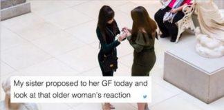 Lesbian Proposal