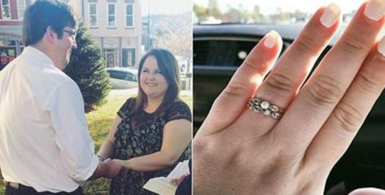 Bride Has KILLER Response When Jewelry Store Staff Laugh At Her 'Cheap' Engagement Ring…