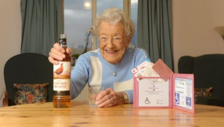 Liquor Store Refuses To Sell 92 Year-Old Great-Grandmother Whisky Because She Has No ID