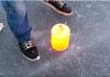 red hot steel vs ice 1