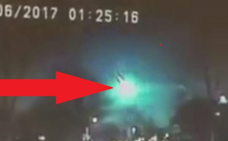 Mysterious Green Fireball Lights Up Sky; 100s Of Scared Residents Report BIZARRE Incident