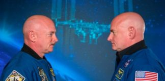 NASA Astronaut Twins