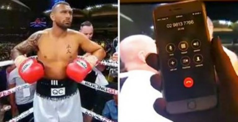 Funny Guy Streams PPV Boxing On Facebook; Trolls Cable Provider Who Ring Him Telling Him To Stop