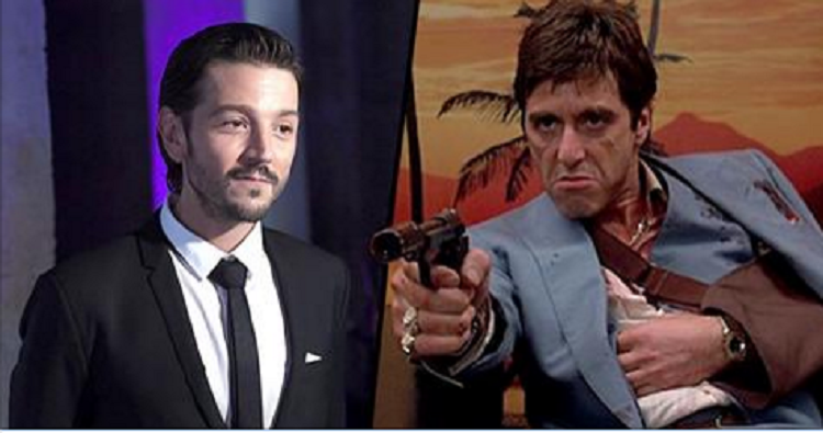 Diego Luna Will Play Tony Montana In The Upcoming Scarface Reboot