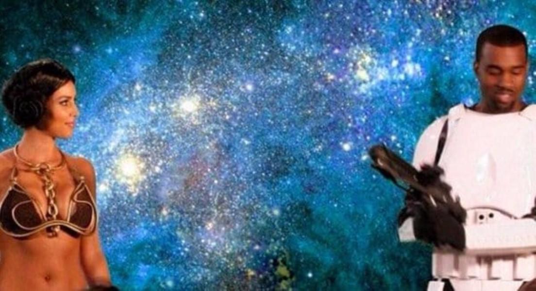 kanye star wars