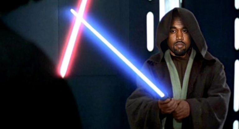 Kanye West Wants Role In The New Star Wars Movie; Has Already Got His Own Jedi Name